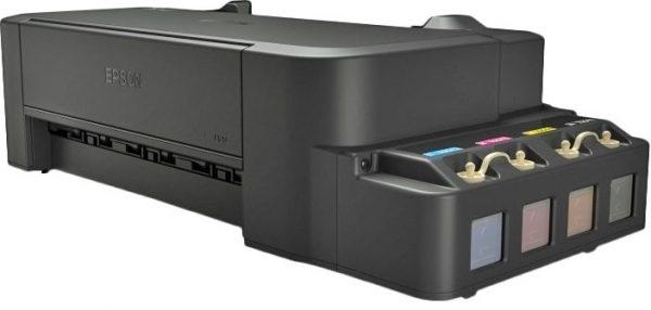 Принтер А4 Epson L120 Фабрика печати C11CD76302 - купить в интернет-магазине Анклав