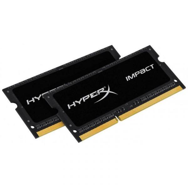 Модуль памяти SO-DIMM 2x8Gb/1866 1.35V DDR3L Kingston (HX318LS11IBK2/16) - купить в интернет-магазине Анклав