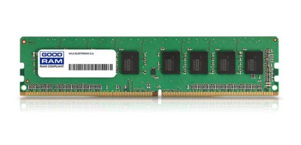 Модуль памяти DDR4 16GB/2400 GOODRAM (GR2400D464L17/16G) - купить в интернет-магазине Анклав