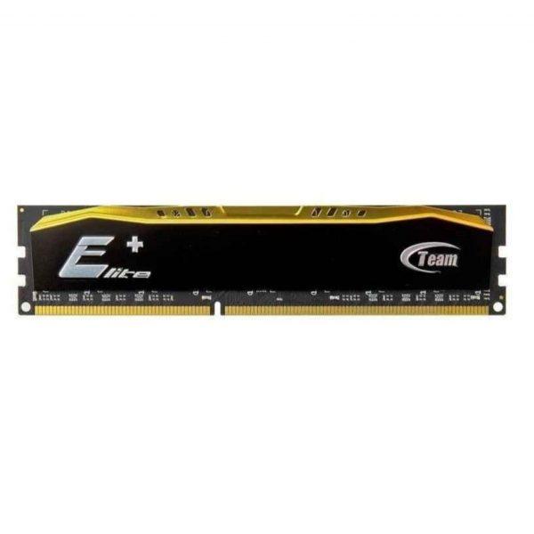 Модуль памяти DDR3 4GB/1600 Team Elite Plus Black (TPD34G1600HC1101) - купить в интернет-магазине Анклав