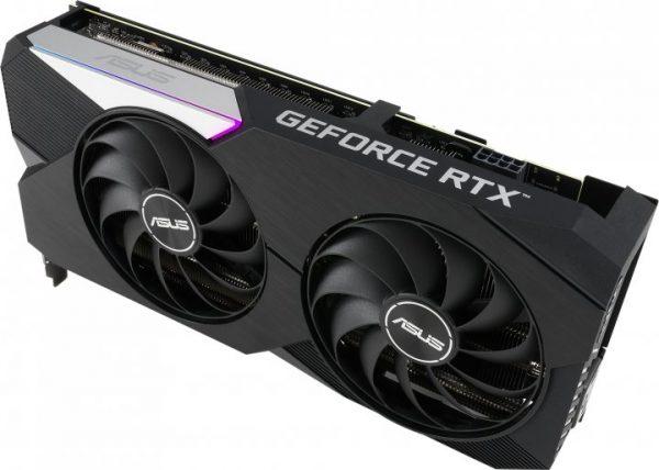 GeForce RTX 3060 Ti (DUAL-RTX3060TI-O8G-V2) - купить в интернет-магазине Анклав