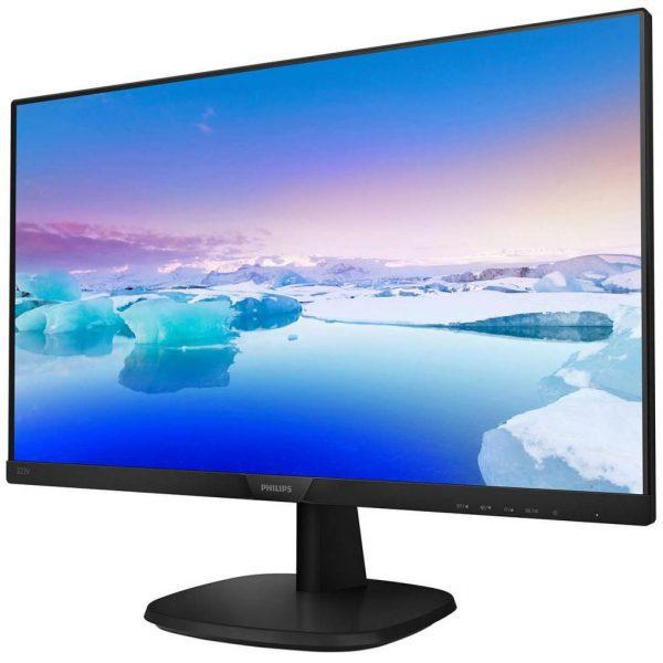 """Philips 23.8"""" 243V7QJABF/01 IPS Black - купить в интернет-магазине Анклав"""