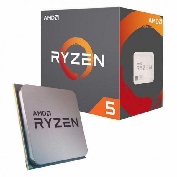 AMD Ryzen 5 2600 (3.4GHz 16MB 65W AM4) Box (YD2600BBAFBOX) - купить в интернет-магазине Анклав