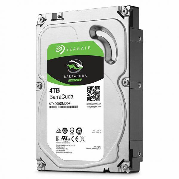 Накопичувач HDD SATA 4.0TB Seagate BarraCuda 256MB (ST4000DM004) - купить в интернет-магазине Анклав