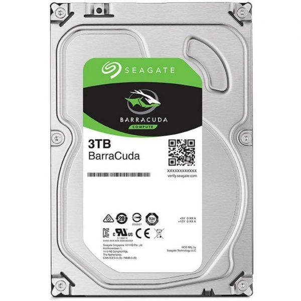Накопичувач HDD SATA 3.0TB Seagate BarraCuda 256MB (ST3000DM007) - купить в интернет-магазине Анклав
