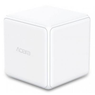 Бездротовий контролер для розумного будинку Aqara Mi Smart Home Magic Cube White Controller (WXKG11LM) - купить в интернет-магазине Анклав