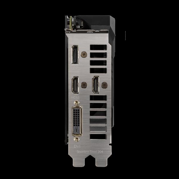 GeForce GTX 1660 Ti (TUF-GTX1660TI-O6G-EVO-GAMING) - купить в интернет-магазине Анклав