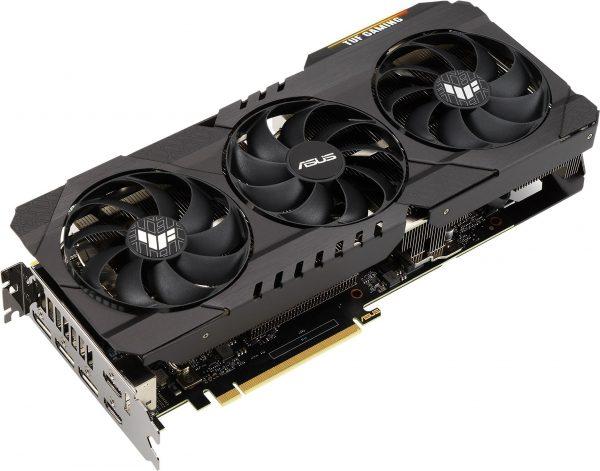 GeForce RTX3080 TI TUF GAMING OC (TUF-RTX3080TI-O12G-GAMING) - купить в интернет-магазине Анклав
