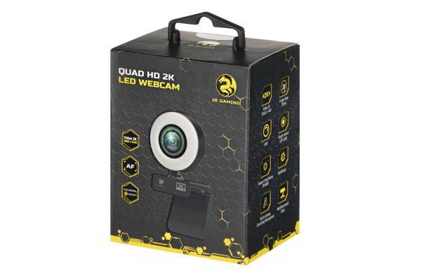 Веб-камера 2E 2E-WC2K-LED - купить в интернет-магазине Анклав