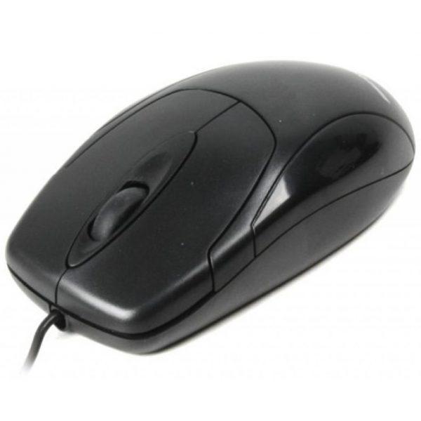 Мишка Maxxter Mc-209 Black USB - купить в интернет-магазине Анклав